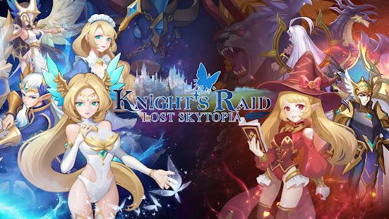 Knight's Raid: Lost Skytopia 7.0 screenshots 1
