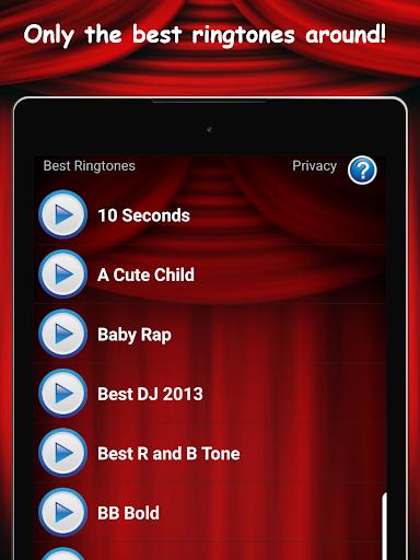 Best Ringtones Free android2mod screenshots 7