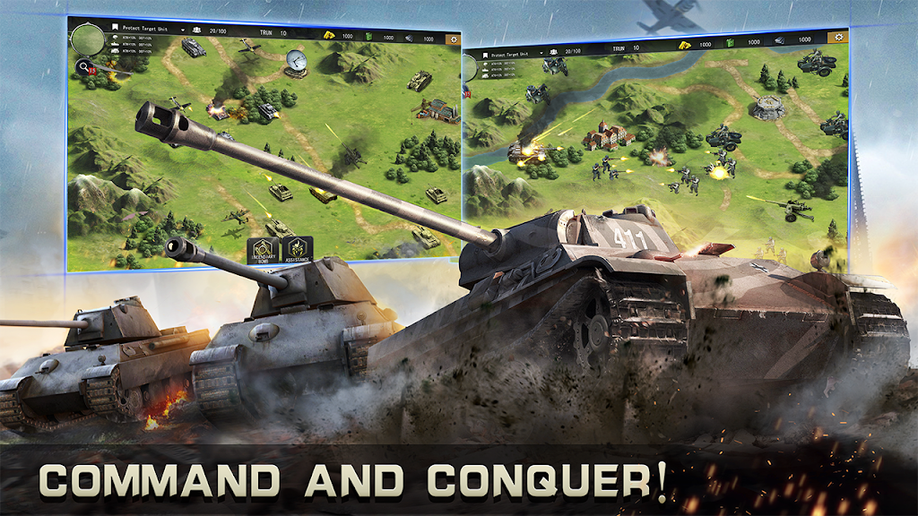 World War 2: Strategy Games WW2 Sandbox Simulator  poster 2