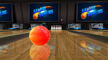 Galaxy Bowling 3D Free