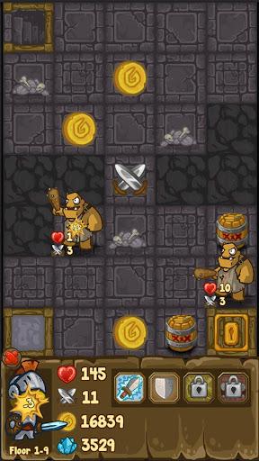 Télécharger Dungeon Loot - dungeon crawler APK MOD 1
