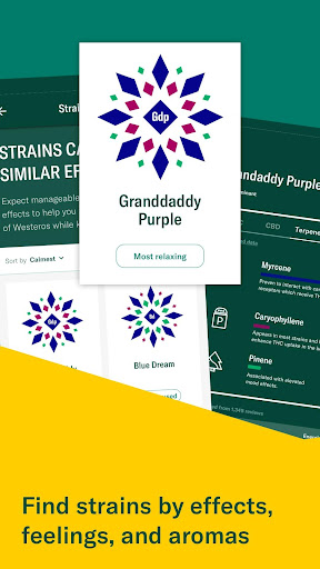 Leafly: Find your cannabis and CBD 7.15.0 Screenshots 4