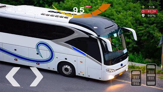 Heavy Bus Simulator 2020 - Offroad Bus Driving 1.3.2 Screenshots 2