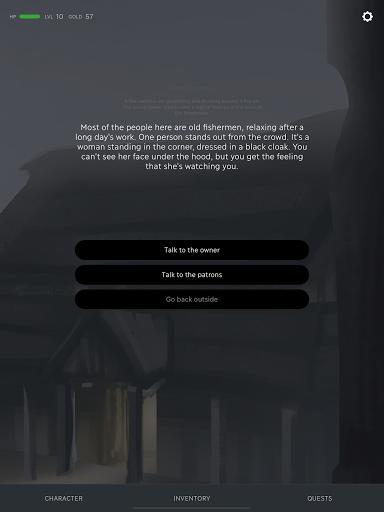 Untold RPG - Text Adventure  screenshots 12