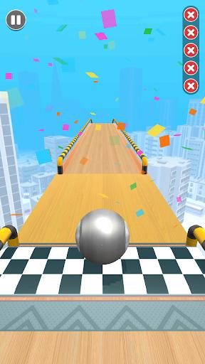 Sky Rolling Ball 3D apkdebit screenshots 2