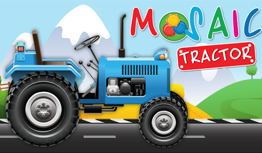 Animated Puzzles tractor farm 1.25 screenshots 1