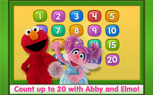 Elmo Loves 123s 1.6.9 screenshots 1