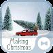 クリスマス壁紙-Making Christmas