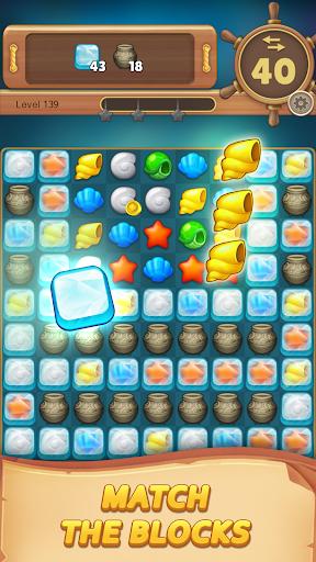 Ocean Hunter : Match 3 Puzzle 1.0.8 screenshots 4