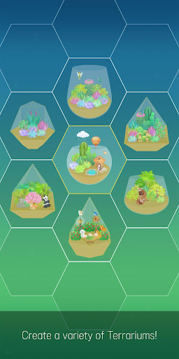My Little Terrarium - Garden Idle apktram screenshots 6
