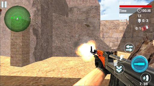 Counter Terrorist Attack Death  Screenshots 22