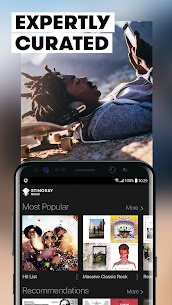 Stingray Music – Curated Radio  Playlists Apk Download New 2021 1