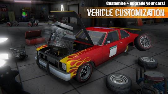 Demolition Derby 3 Mod Apk (Unlimited Gold/Unlocked All Cars) 6