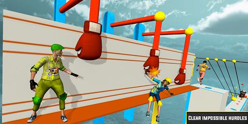 Legendary Stuntman Water Fun Race 3D 1.0.4 Screenshots 1
