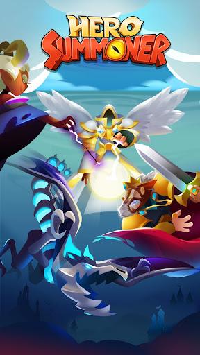 Hero Summoner - Free Idle Game  screenshots 1