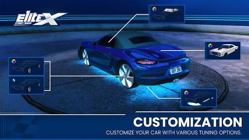 Elite X - Street Racer  screenshots 4