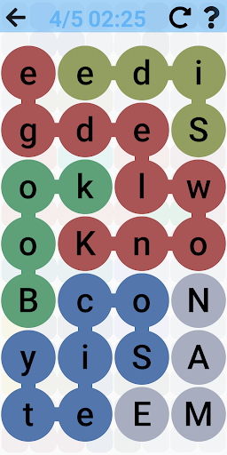 Word Search - Free word games. Snaking puzzles 2.1.4 screenshots 6