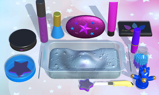 DIY Makeup Slime Maker! Super Slime Simulations 2.1 screenshots 2