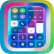 iOS Control Center for Android (iPhone Control)