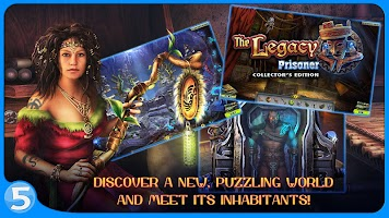 The Legacy: Prisoner (free-to-play)