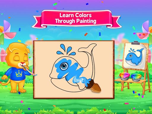 Colors & Shapes - Kids Learn Color and Shape screenshots 19