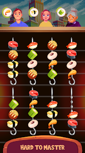 Cooking Sort - Free Ball Sort Puzzle Game