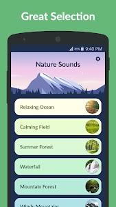 Nature Sounds 3.7.0 (Premium) (Mod Extra) (Arm64-v8a)