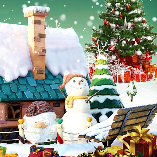 Christmas Jigsaw Puzzles 2.9.44 screenshots 2