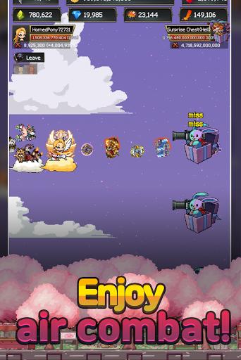 Merge Ninja Star 2 1.0.284 screenshots 7