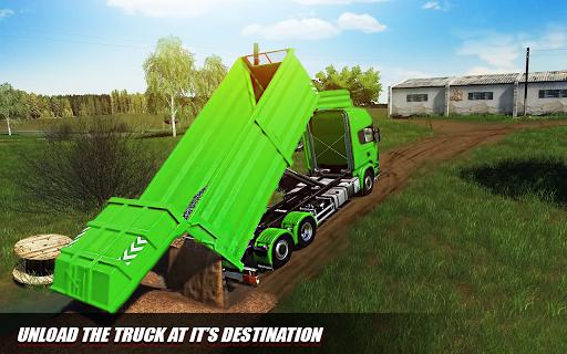 Euro Cargo Truck Simulation 3D Truck Driving Games 1.0 screenshots 3