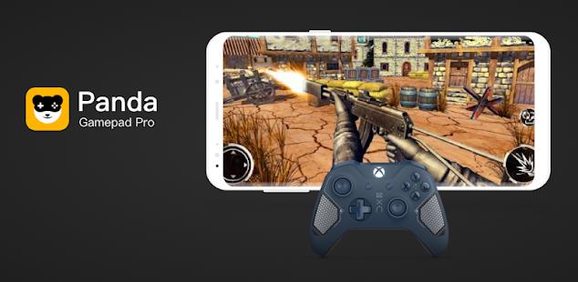 Скриншот №1 к Panda Gamepad Pro BETA