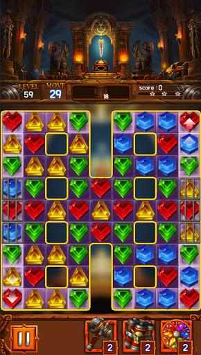 Jewel Sword: Immortal temple apkpoly screenshots 12