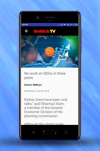 Be Rich TV