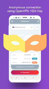 VPN Tap2free Premium Apk – free VPN service 5