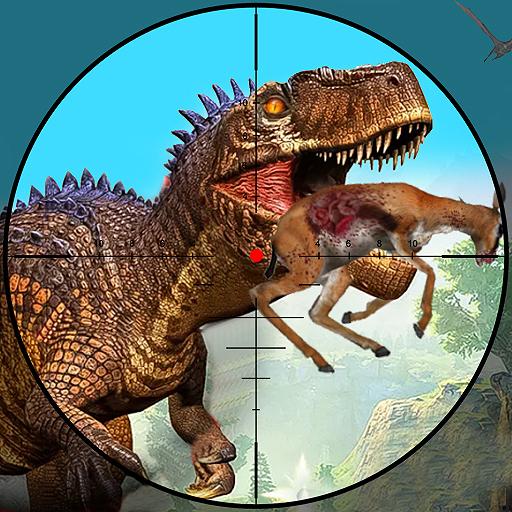 Wild Dino Hunting Game : Animal Shooting Games