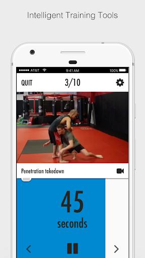 brazilian jiu jitsu training screenshot 2