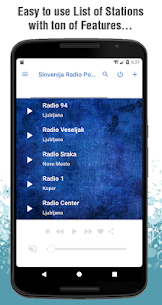 Slovenija Radio Postaje 2.4 [Mod + APK] Android 2