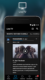 DStv Screenshot