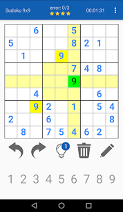 Sudoku – a relaxing brain training game v1.0.5 Download Mod Apk 3