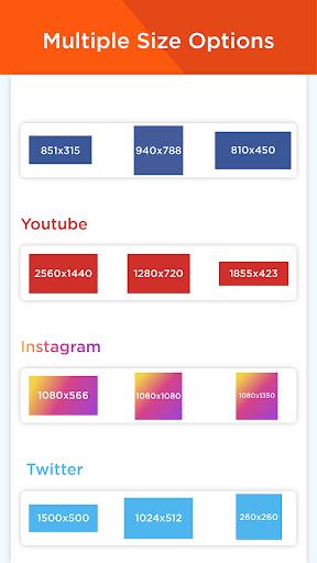 Thumbnail Maker - Create Banners & Channel Art 11.4.2 Screenshots 15