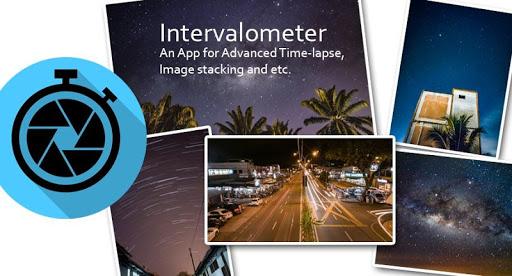 intervalometer - interval timer for time lapse screenshot 1