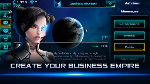 Idle Space Business Tycoon Apkfinish screenshots 6
