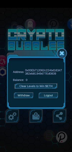 Crypto Bubbles screenshot 6