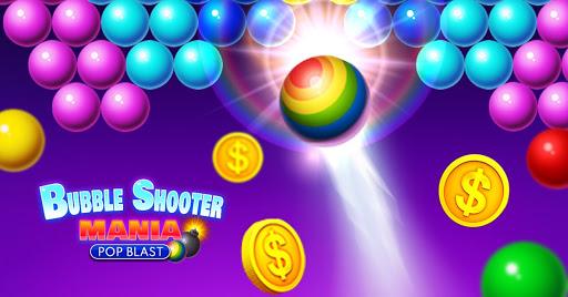 Bubble Shooter Mania Apkfinish screenshots 9