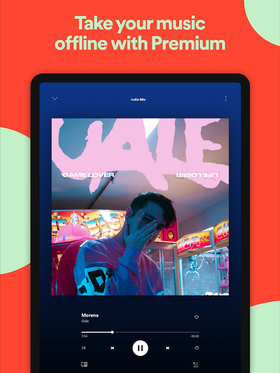 Spotify: Music and Podcasts poster 16