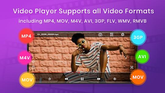 XNX Video Player –  XNX Video , HD Video Player 5