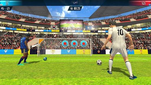 Soccer Championship-Freekick apkpoly screenshots 8