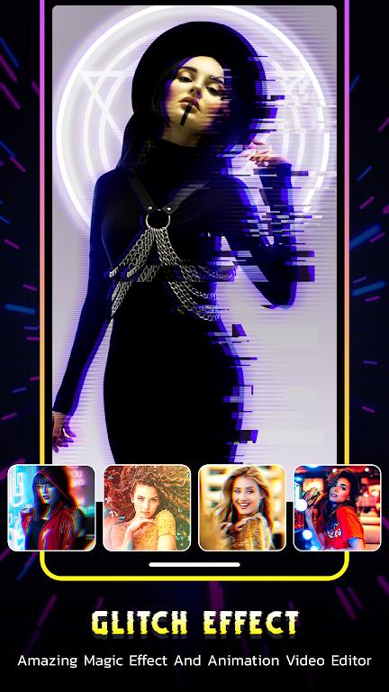 Magic Video Editor : Magic Video Effects poster 2