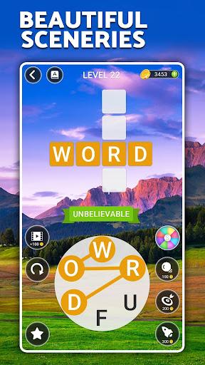 Word Serene - free word puzzle games 1.6.2 screenshots 1