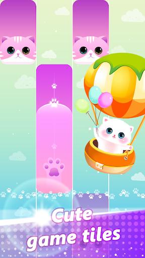 Magic Piano Pink Tiles - Music Game  screenshots 1